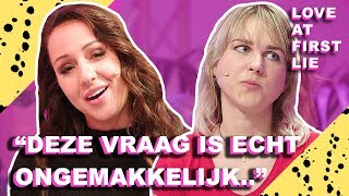 KANDIDAAT GEDWONGEN om MEE TE DOEN?!  | Love At First Lie - CONCENTRATE VELVET