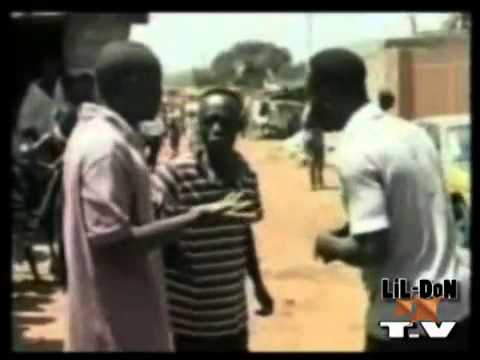 Youtube   Santo Vs  Agya Koo  Who Is The Funniest video