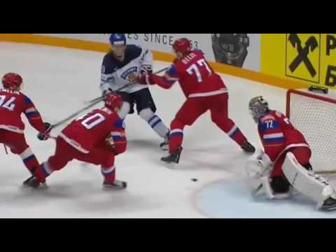 Обзор Финляндия – Россия 3 1 Russia- Finland 1 3