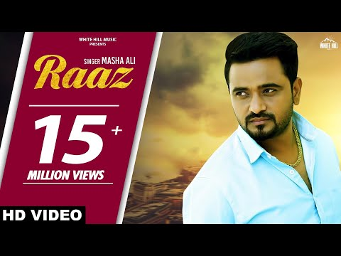 Latest Punjabi Song 2017 | Raaz ( Full Song) | Masha Ali | New Punjabi Song 2017 | White Hill Music
