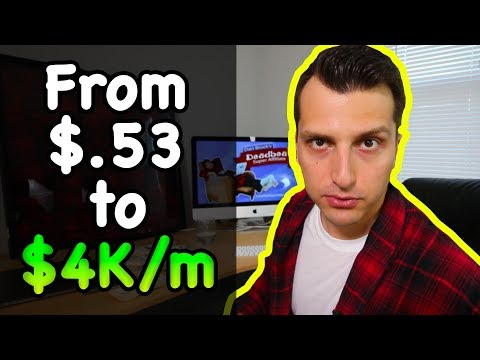 (Confession) How I REALLY Went from $.53 to $4,000/m w/ Affiliate Marketing