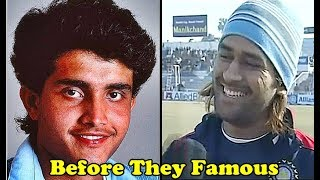 Ms Dhoni, Virat Kohli Interview Before They Were Famous..