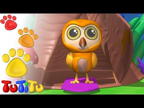 TuTiTu Animals   Animal Toys for Children   Owl