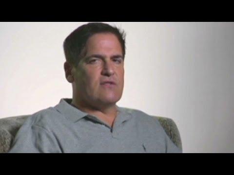 """Mark Cuban """"started a conversation"""""""