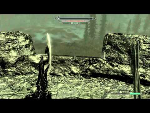 Throwing Knives : Skyrim Mod Reviews
