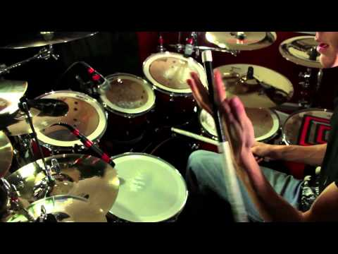 Jay Z & Kanye West - Niggas In Paris - Drums Only (COOP3RDRUMM3R Drum Cover)