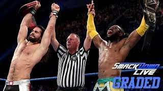 WWE SmackDown Live: GRADED (18th June) | Stomping Grounds 2019 Go-Home Show, 24/7 Title Change
