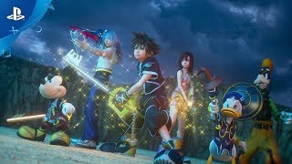Kingdom Hearts III - Opening Movie | PS4