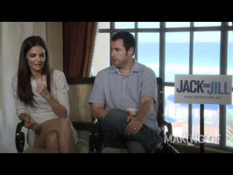 MakingOf 'Jack and Jill' Featurette