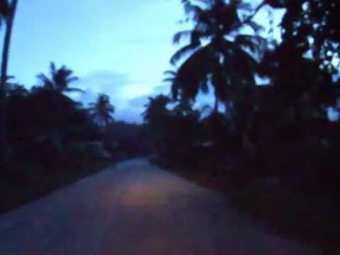 Philippines by Motorcycle - a late Night Ride