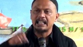 Pengajian KH Malik Sanusi di PP Annuqayah Daerah Latee Guluk-Guluk