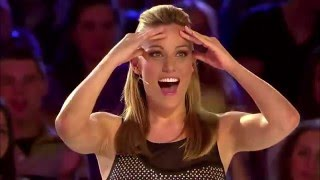 Best Audition Ever Cristina Ramos Got Talent 2016 Opera Rock Highway To Hell