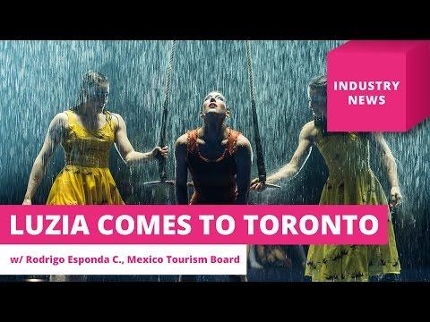 Cirque du Soleil's LUZIA showcases Mexico's culture – Travel Industry News