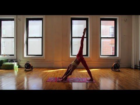 Daily Yoga Practice II Wake Up Flow