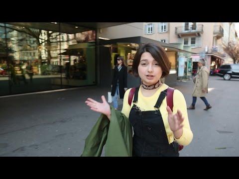 Что в Швейцарии туристам раздают бесплатно? «Европа за копейки» 7 серия - Абзац! - 26.04.2017