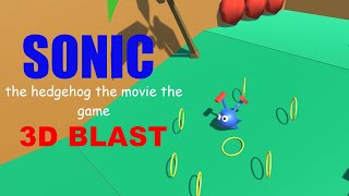 Sonic the Hedgehog the Movie the Game 3D Blast - Rage 2019 (updated version)