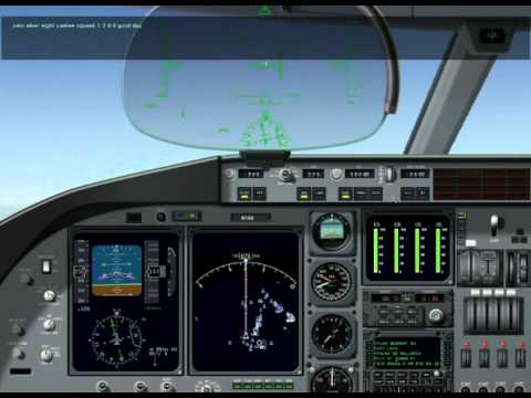 Tutorial X-Plane 7 Flight Simulator B747 [Sevilla - Palma de ...