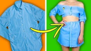 14 USEFUL DIY FASHION HACKS