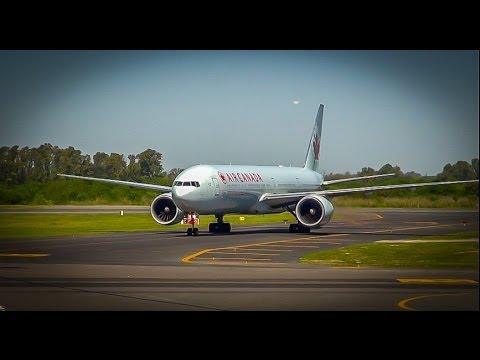 AIR CANADA Boeing 777-300ER / Buenos Aires to Santiago