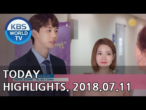 Highlights-Mysterious Personal Shopper E92/Sunny Again Tomorrow E42/Are You Human? E9-10[2018.07.11]