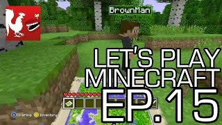 Let's Play Minecraft Episode 15 - Tower of Geoff Part 1