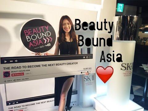 亞洲美妝創作者複賽活動Vlog #beautyboundasia #semifinals
