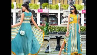 Top Beautiful Designer Kurta/Kurti Designs 2018    Summer Dresses For Women