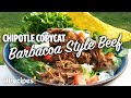 How to Make Copycat Chipotle Barbacoa-Style Beef #WithMe | At Home Recipes | Allrecipes.com