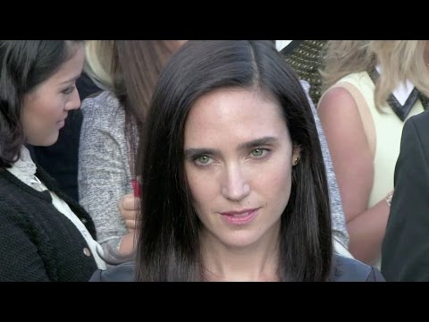 Jennifer Connelly attend the Louis Vuitton Fashion Show