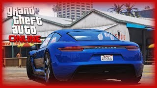 SKILLTEST AND AUTOPARKUR ►GTA ONLINE ►Grand Theft Auto Online #86