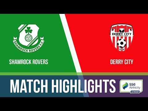 GW20: Shamrock Rovers 2-2 Derry City