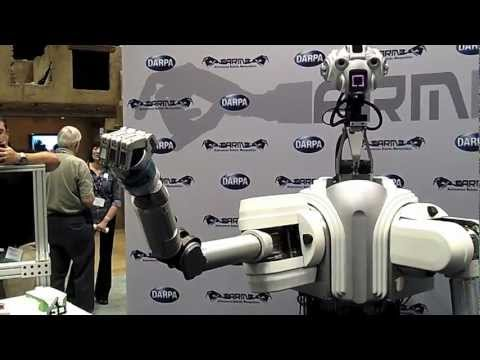 The DARPA ARM Robot