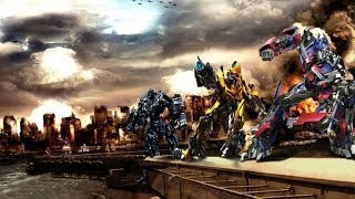 Brand New TRANSFORMERS: AGE OF EXTINCTION Trailer Hits The Web - AMC Movie News