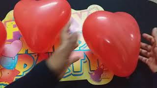 ❤ 2 Punctuality & Lucky Game⚘ Valentine Day Party🎈🎈Kitty Party Group Game 😍