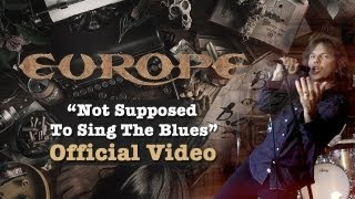 Watch Europe Not Supposed To Sing The Blues video