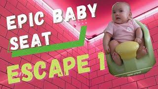 ambry's baby seat escape 1