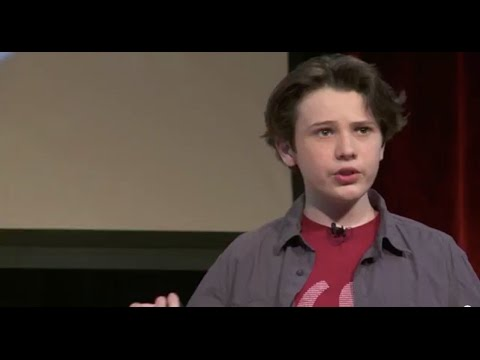 Forget What You Know: Jacob Barnett at TEDxTeen