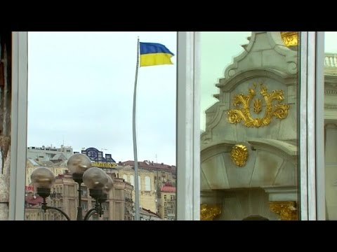 Ukraine's war on corruption