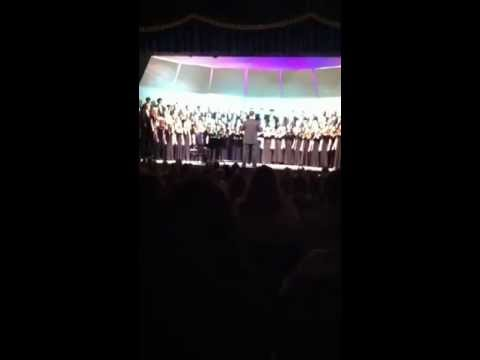 Bridge Over Troubled Water - SHASTA HIGH SCHOOL CHOIR