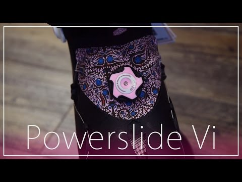 Skates review - Powerslide Vi