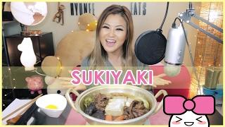 Download Lagu SUKIYAKI (Japanese Hot Pot) | MUKBANG Gratis STAFABAND