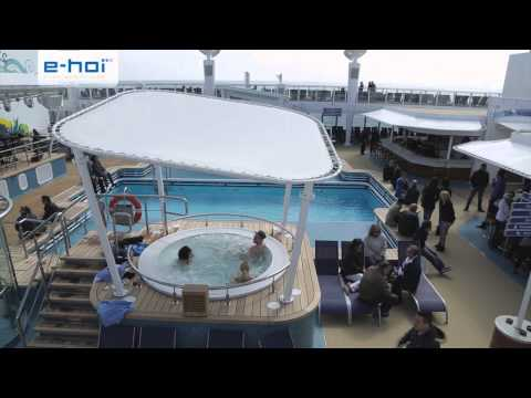 Norwegian Breakaway Video (Norwegian Cruise Line)