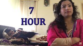 7 ਘੰਟੇ ਤਿਆਰ ਹੋਣ ਨੂੰ    Punjabi Funny Video   Latest Sammy Naz