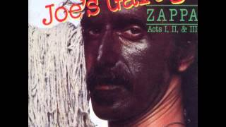 Watch Frank Zappa Fembot In A Wet T-shirt video