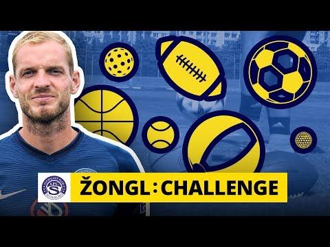 Žongl Challenge: Vlastimil Daníček