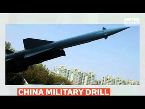 mitv - China military Conducts Long-Range Nuclear Missile Drill