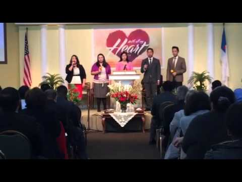 Surely The Presence Of The Lord Is In This Place video