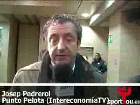 Los periodistas opinan sobre la dimisión de Ramón Calderón