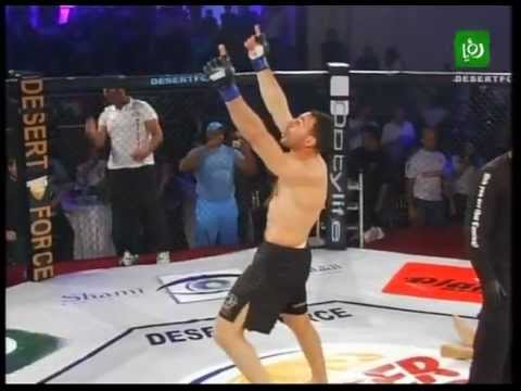 Desert Force Iv - Ibrahim El Sawy (egy) Vs Mohammed Abu Naim (pal) | Roya video