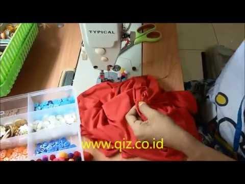 Tutorial Membuat Jilbab Sendiri Jika ada pertanyaan ato request video berikutnya, tuliskan di kolom komentar yaa... Kunjungi QIZ Boutique di : Facebook...